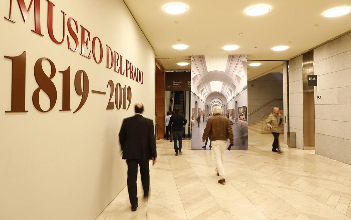 Museo del Prado 1819-2019. Un lugar de memoria. © Luis Domingo.