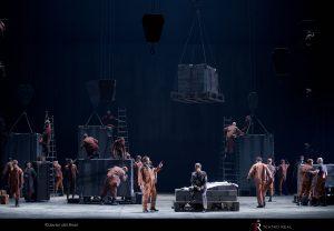 El oro del Rin. © Javier del Real | Teatro Real.