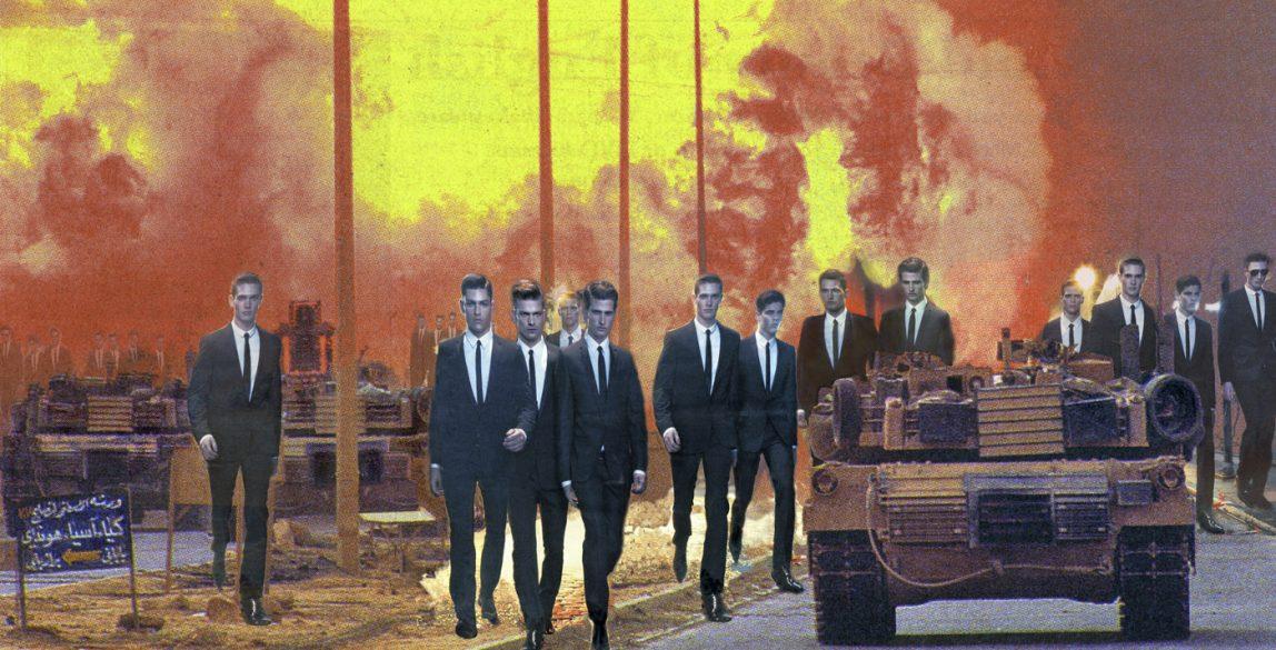 Martha Rosler / Invasión, 2008 Colección del IVAM.