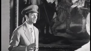 """""""El pobre García"""" de Tony Leblanc, 1961. Producida por Sintes Films SL y Sampablo Films. Imágenes cedidas por Video Mercury Films."""