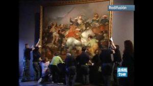 """""""Una nueva visión de Goya en el Prado"""" de Alicia Gómez Montano, 2008. Reportaje extraído de Informe Semanal. Imágenes cedidas por RTVE."""