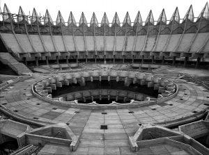 Corona de espinas, Ciudad Universitaria, Madrid, 1965-85.
