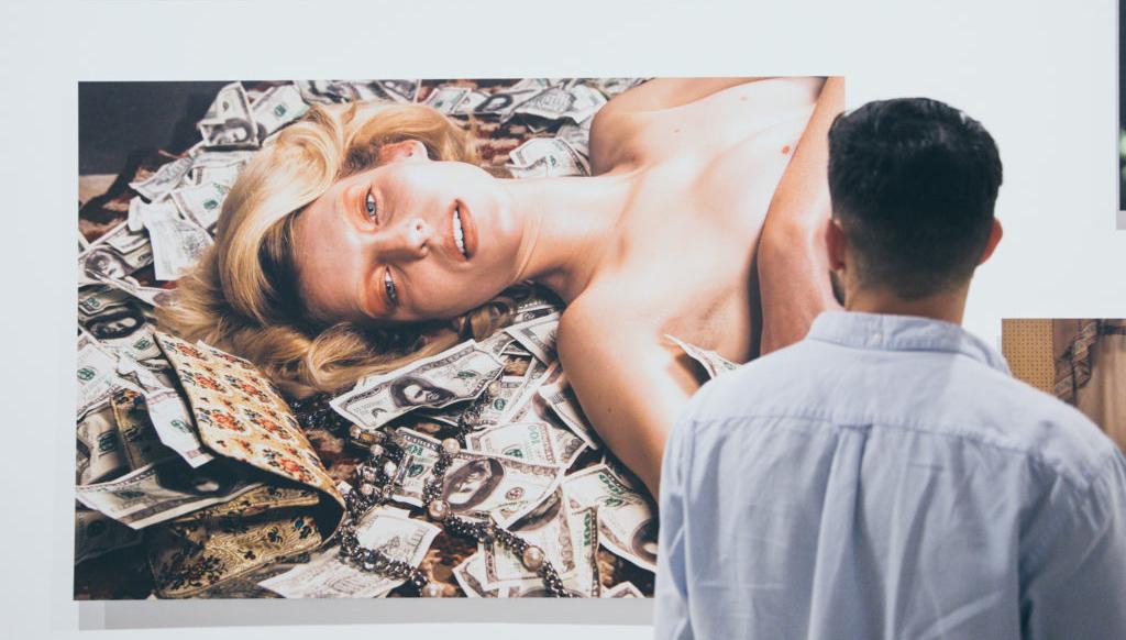 Nadia Lee Cohen. 'Not a retrospective'.