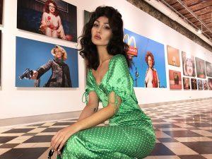 Nadia Lee Cohen en La Térmica.