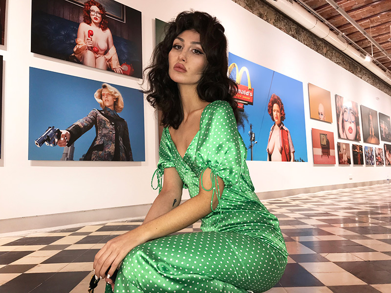 Nadia Lee Cohen.