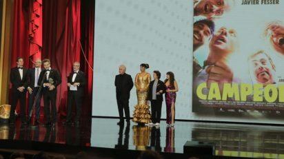 Campeones gana el Goya a la Mejor Película. Foto: ©Miguel Córdoba-