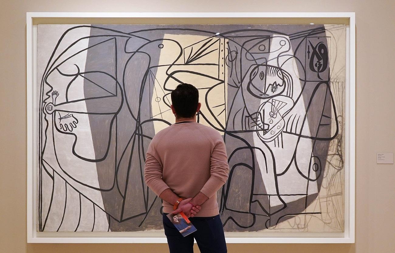 Exposicion Olga Picasso. Museo Picasso Malaga. © MPM / jesusdominguez.com.