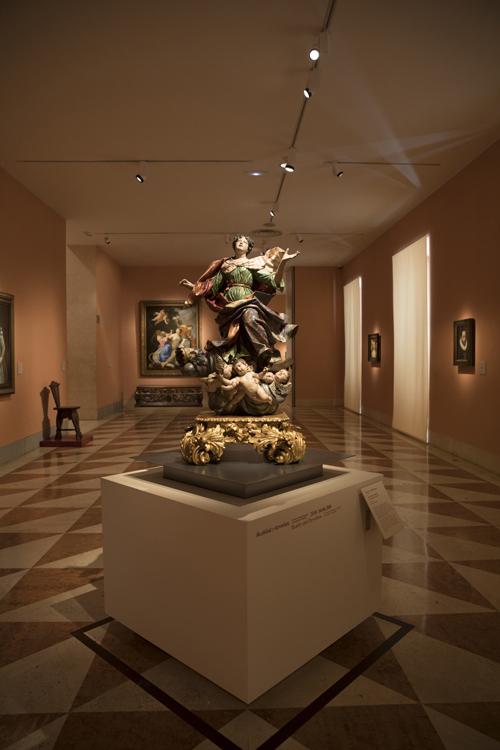 Realidad y devoción. 10 obras del Museo Nacional de Escultura de Valladolid.
