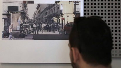 Javier Marquerie. 'Madrid ¡qué bien resistes!'.