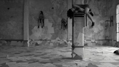 Ana Cembrero. Cinética, 2009.
