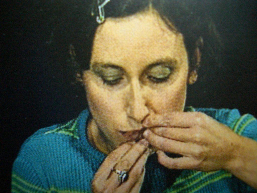 La voz humana, 1998. © María Ruido.