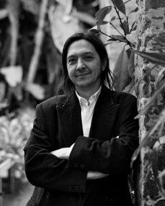 Santiago Lorenzo. Foto de Cecilia Díaz Betz.