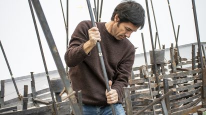 Xavier Mascaró. © Laura Peña. Museo Würth La Rioja.