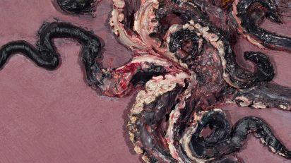 Exposición 'Odio sobre lienzo' de Santiago Palenzuela.