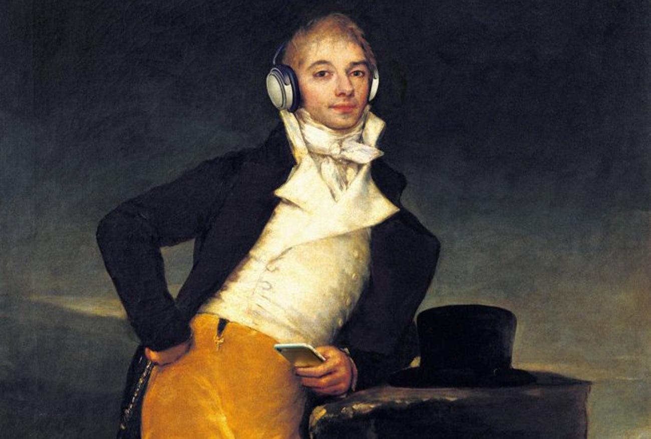 Goya pintó en 1804 su 'Retrato del Marqués de San Adrián', uno de los mejores del artista.