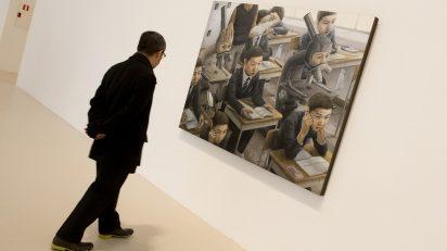 Tetsuya Ishida. Autorretrato de otro. © Luis Domingo.