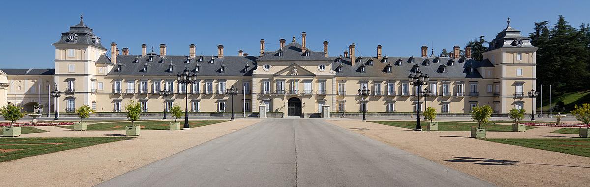 Palacio Real de El Pardo.