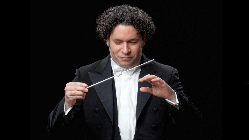 Gustavo Dudamel. Foto: Mark Hanauer.