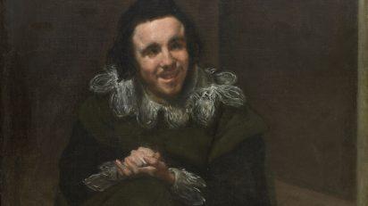 'El bufón Calabacillas', Diego Velázquez. Museo Nacional del Prado.