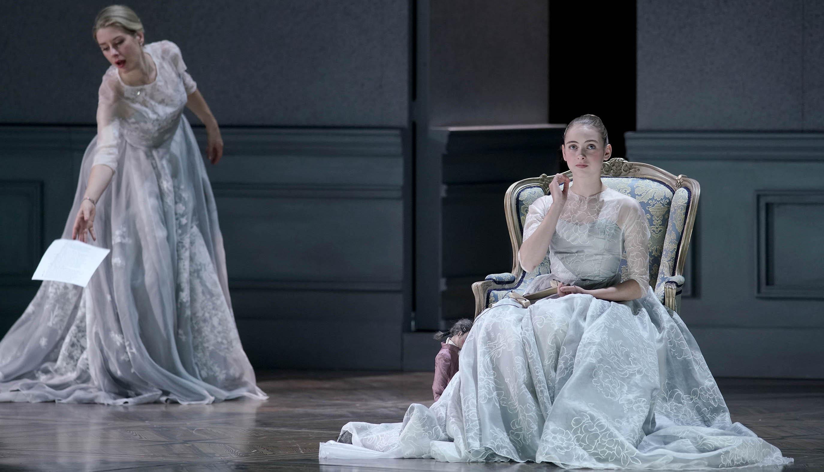 Capriccio. ©Javier del Real   Teatro Real.