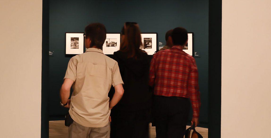 Berenice Abbott. Retratos de la Modernidad. ©Luis Domingo.