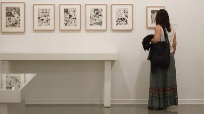 Vicios Modernos. Ceesepe 1973-1983. ©Luis Domingo.