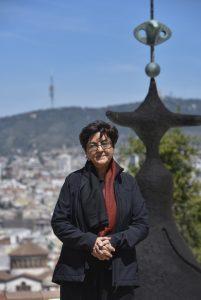 Nalini Malani, Premio Joan Miró 2019. Foto: David Campos.