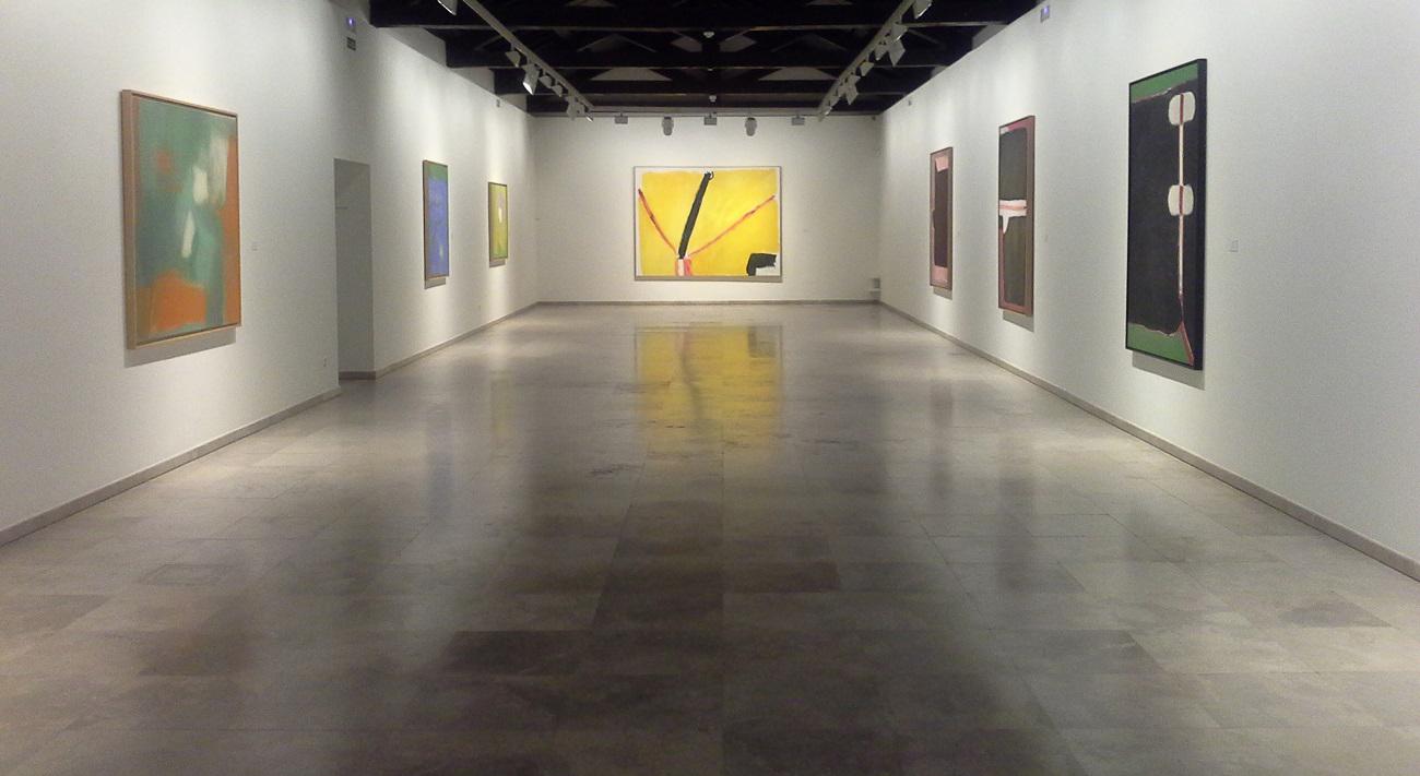 Exposición 'Guerrero / Vicente'.