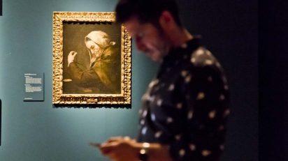 Velázquez, Rembrandt, Vermeer. Miradas afines. ©Luis Domingo.