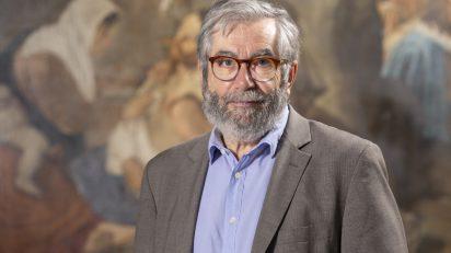 Antonio Muñoz Molina, Director de la Cátedra Museo del Prado 2019. Foto © Museo Nacional del Prado.