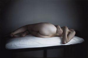 Richard Learoyd. A la manera de Ingres, 2011. © Richard Learoyd. Cortesía del artista y Fraenkel Gallery, San Francisco.