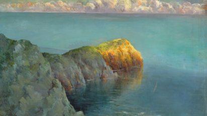 'Golfo de Capri' (1905), de Juan Botas Ghirlanda.
