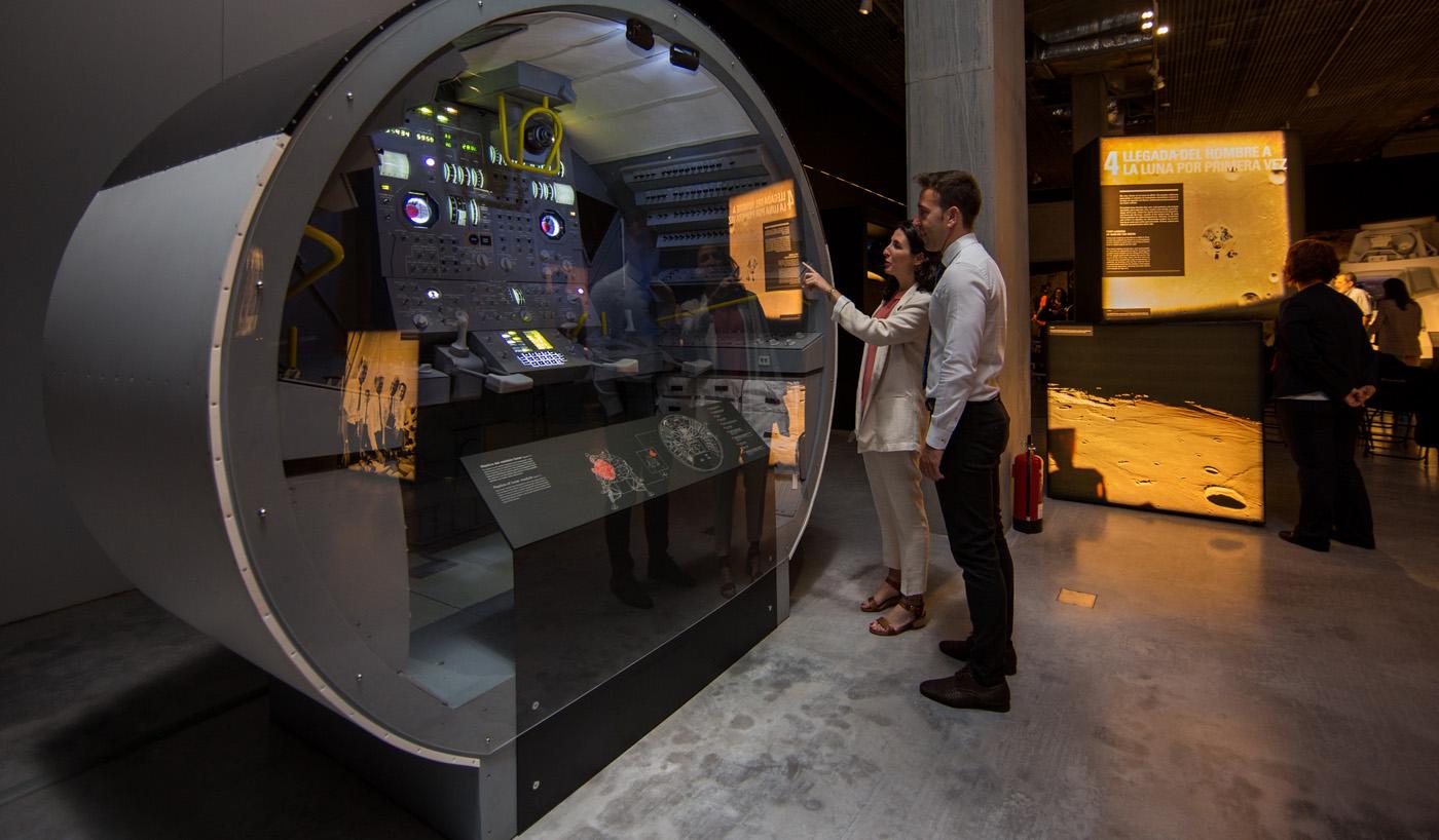 Tintín y la Luna. Cincuenta años de la primera misión tripulada