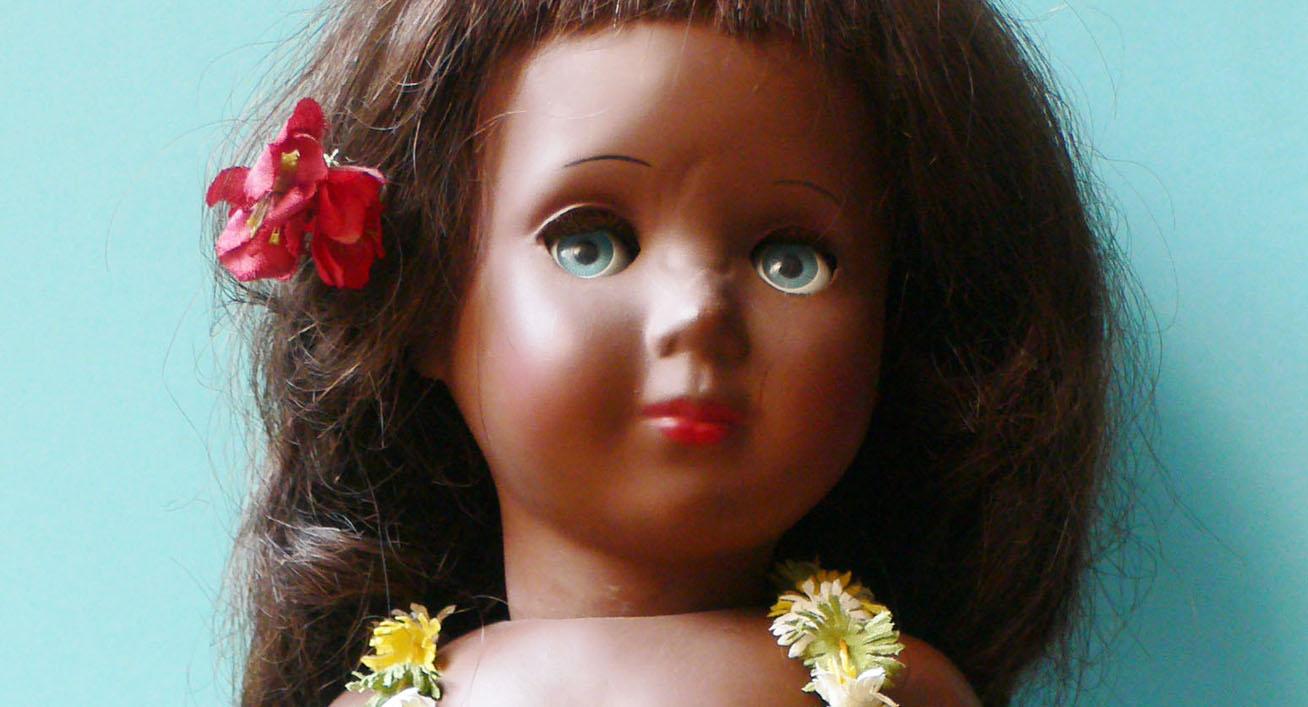 Muñeca mulata.