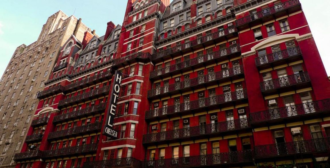 Hotel Chelsea.