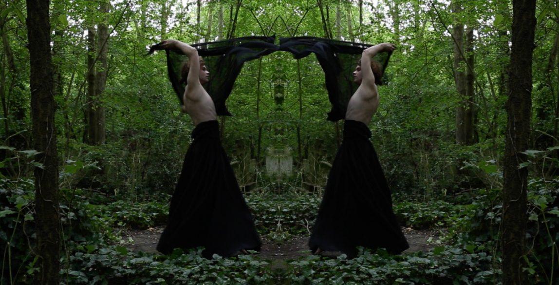 Daniel Loves the Sodomites, Danse Macabre, 2017 (fotograma del vídeo). Videógrafa: Laura Ribatallada. Colección del artista. © de la obra, Daniel Loves The Sodomites, 2019.