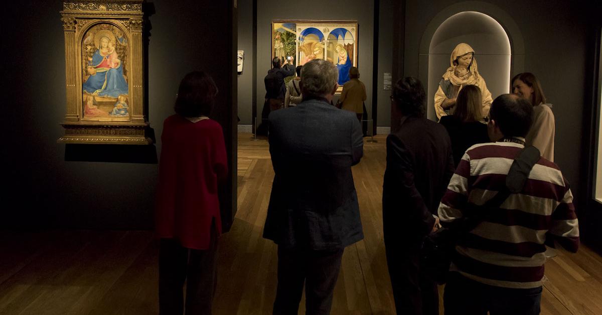 Fra Angelico y los inicios del Renacimiento en Florencia. ©Luis Domingo.