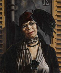 Pyke Koch / Bertha of Antwerp, 1931. © Kunstmuseum Den Haag, 2019.