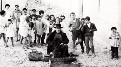 [Mojácar] 1962. Biblioteca y Centro de Documentación Museo Nacional Centro de Arte Reina Sofía. Depósito de la heredera de Francisco Ontañón. © Heredera de Francisco Ontañón.
