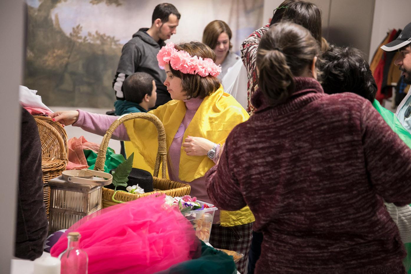 Actividad El Prado para todos. Foto © Museo Nacional del Prado.