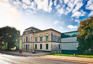 Kunsthalle Bremen – Der Kunstverein in Bremen. Foto: Michael Gielen, 2014.