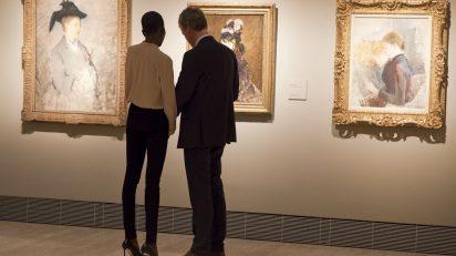 Los impresionistas y la fotografía. © Luis Domingo.