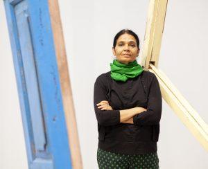 Sheela Gowda.