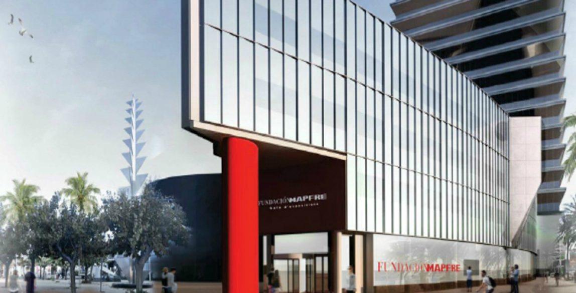 Nueva sede de Fundación MAPFRE en Barcelona.