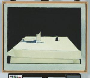 Isabel Baquedano. Mesa, 1979.