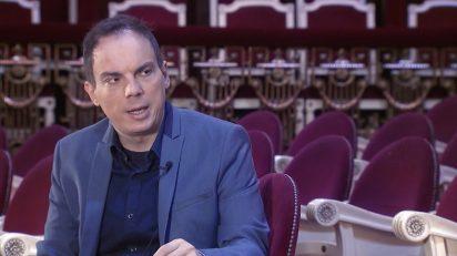 Alberto Conejero. Foto: UNED / YouTube.