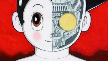 Astro Boy. Osamu Tezuka.