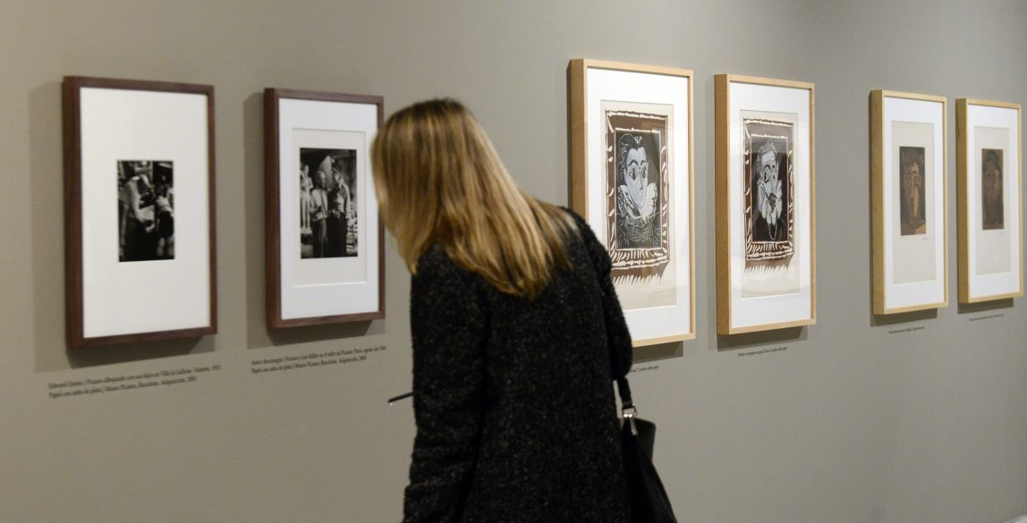 Exposición Picasso. Modelos del deseo.