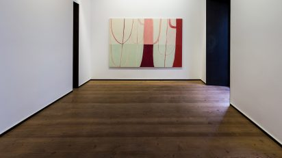 Sabine Finkenauer 2019. @Galería Rafael Pérez Hernando.