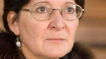 Pilar Pallarés. Imagen obtenida de la página web de la AELG. Las fotos originales fueron producidas por Santos Díez y Eduardo Castro Bal.